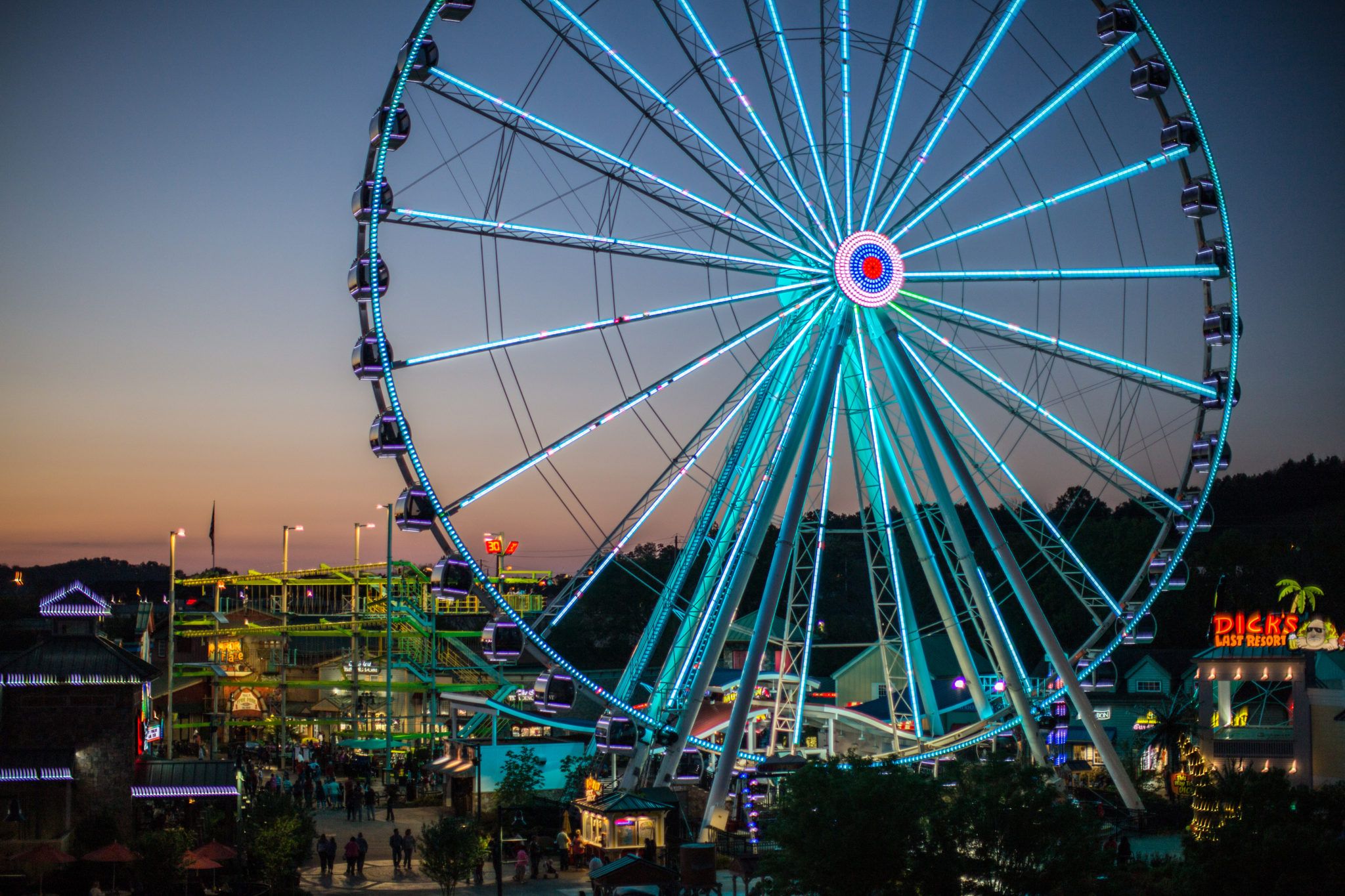 Image Gallery - The Island in Pigeon Forge, Tennessee